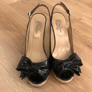 Valentino wedges priced to sell!